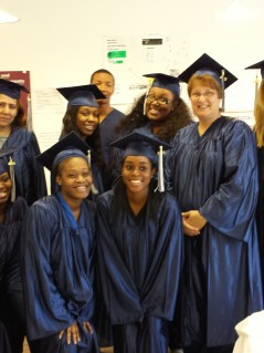 We are so proud of our graduates.
